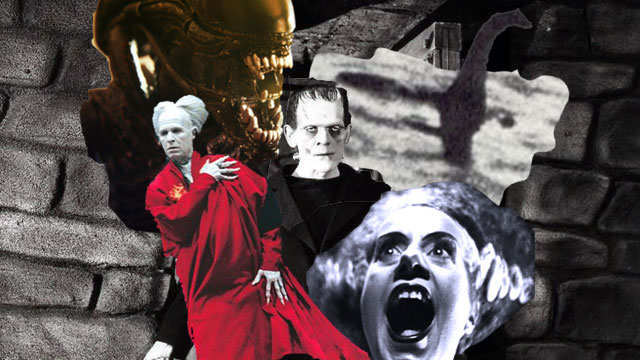 PHOTO: The Five Scarriest Movie Monsters According To Guillermo Del Toro