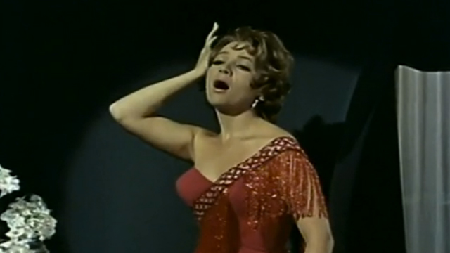 PHOTO: Spanish diva Sara Montiel made it big in Mexico and Hollywood in the 50s.