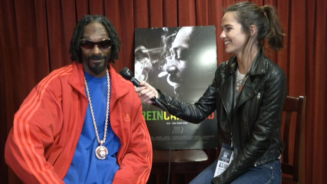 "PHOTO: Snoop Lion talks to us about ""Reincarnation""."
