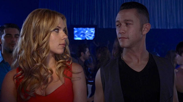 PHOTO: Scarlett Johansson and Joseph Gordon-Levitt in 'Don Jon's Addiction', premiering at Sundance 2013