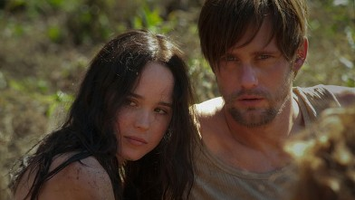 PHOTO:Ellen Page and Alexander Skarsgard star in 'The East', premiering at Sundance 2013