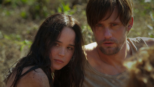 PHOTO: Ellen Page and Alexander Skarsgard star in 'The East', premiering at Sundance 2013