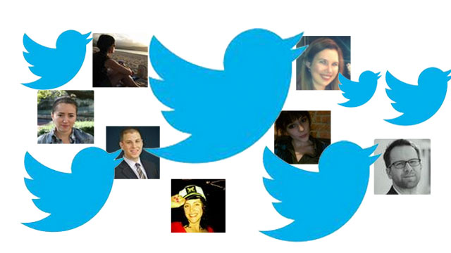 PHOTO: Celebrating Twitter's birthday with memorable, personal Twisteries.