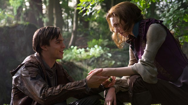 PHOTO: A scene from the movie 'Jack The Giant Slayer' starring Nicholas Hoult.