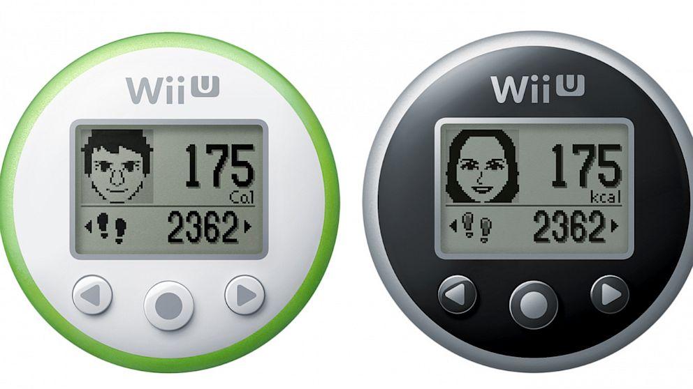 PHOTO: Wii U FitMeter