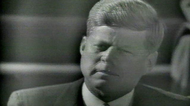 VIDEO: JFK Inauguration