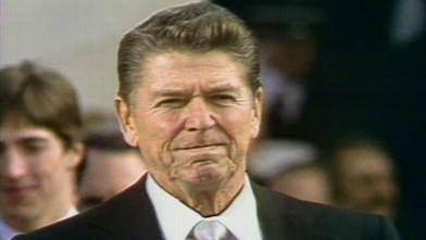 VIDEO: Ronald Reagan Inauguration