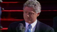 VIDEO: Bill Clinton Inauguration