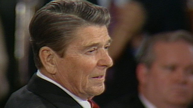 VIDEO: Reagans State of the Union