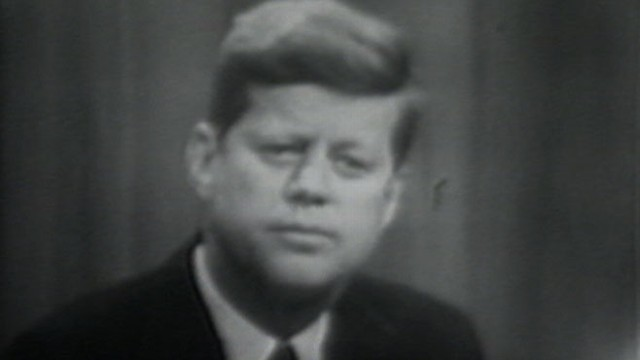 VIDEO: President John F Kennedy Press Conference