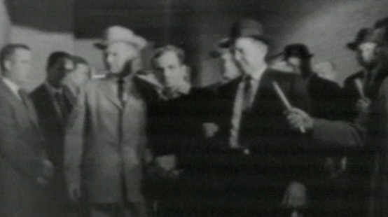 VIDEO: Lee Harvey Oswald Shot