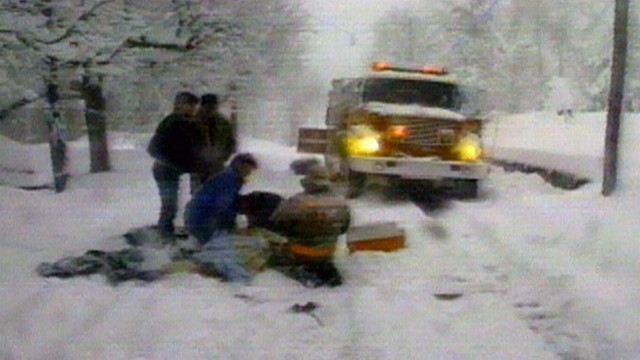 VIDEO: Blizzard of 1993