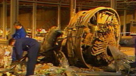VIDEO: Pan Am 103 Bombing