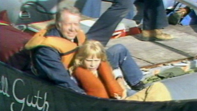 VIDEO: President Jimmy Carter