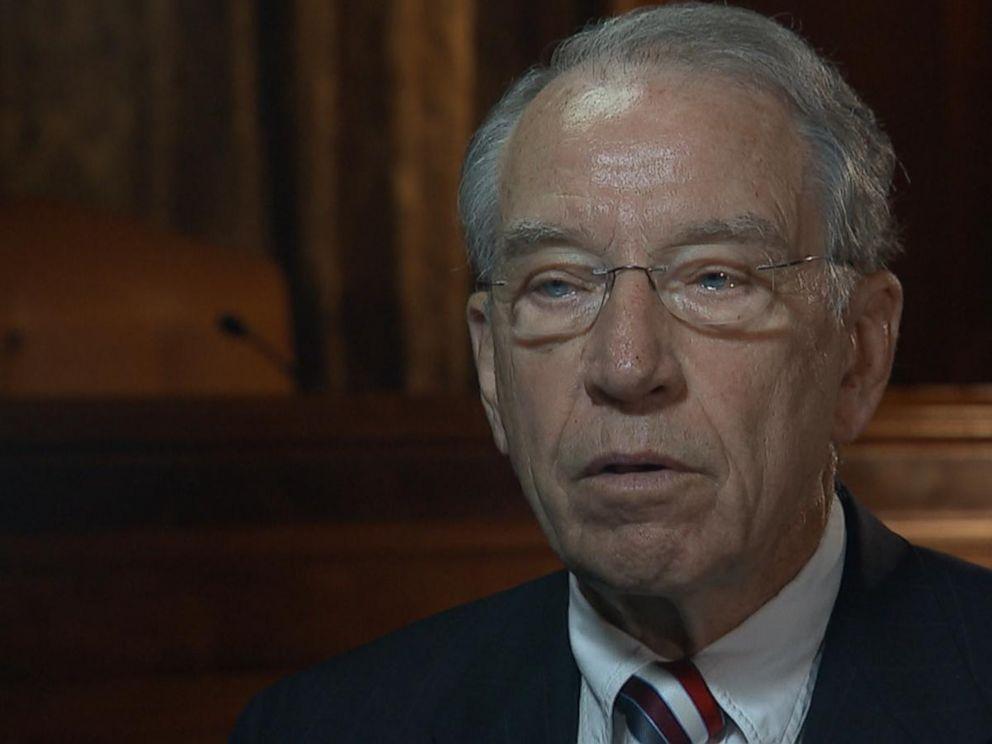 VIDEO: Sen. Chuck Grassley Discusses Controversial EB-5 Program