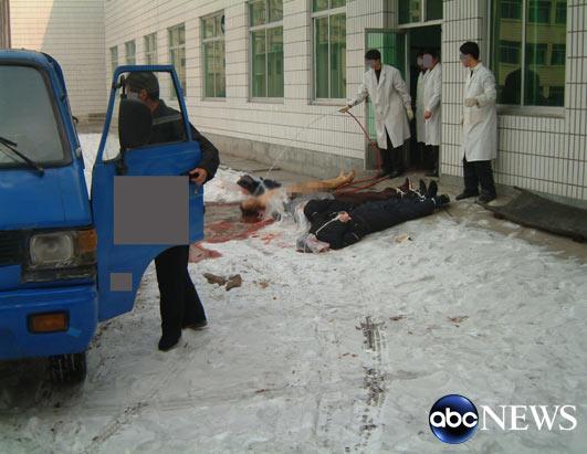 China Bodies