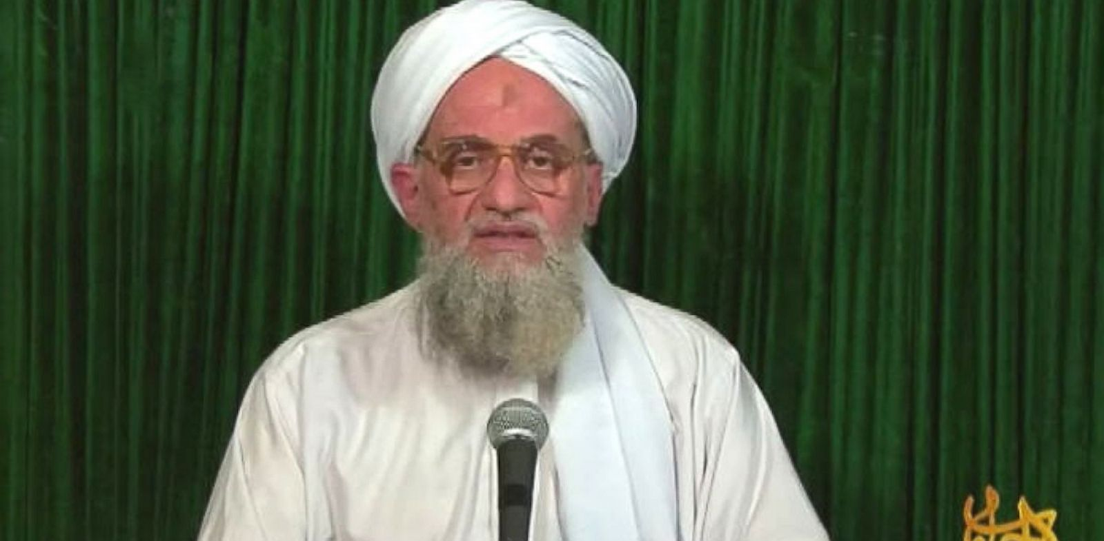 PHOTO: Ayman al-Zawahiri