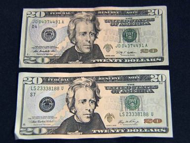 Counterfeit Investigation: Can You Spot the Fake $20?