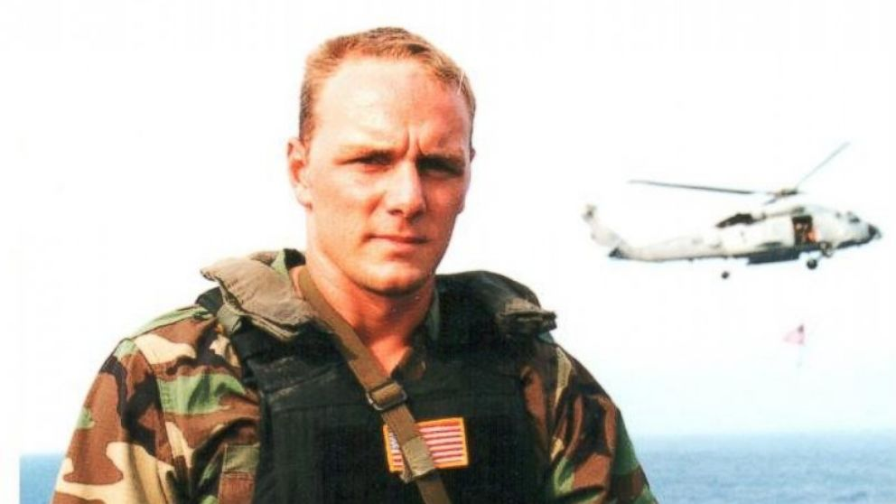 PHOTO: Former Navy SEAL Brett Jones spoke out about serving while keeping the secret that he is gay.