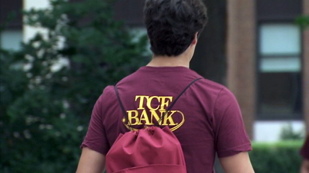 PHOTO: Big Banks On Campus
