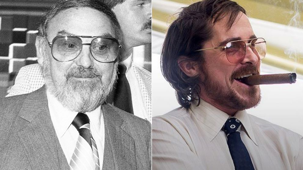 "PHOTO: In Oscar-nominated ""American Hustle,"" Christian Bale plays a charac"