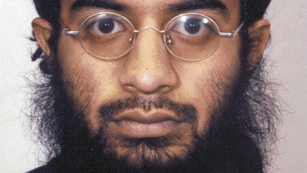 PHOTO: Undated handout photo issued by the Metropolitan Police of Saajid Muhammad Badat, who was jailed for 13 years for trying to blow up an airliner.