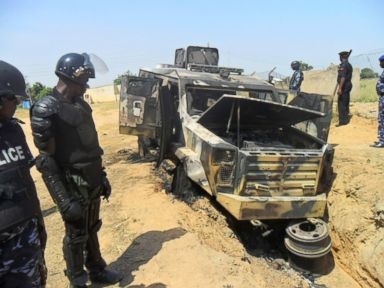 Boko Haram: Kidnappers, Slave-Owners, Terrorists, Killers
