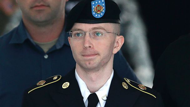 AP bradley manning wikileaks jt 130730 16x9 608 Bradley Manning Apologizes; Defense Cites Rough Childhood, Gender Identity Disorder
