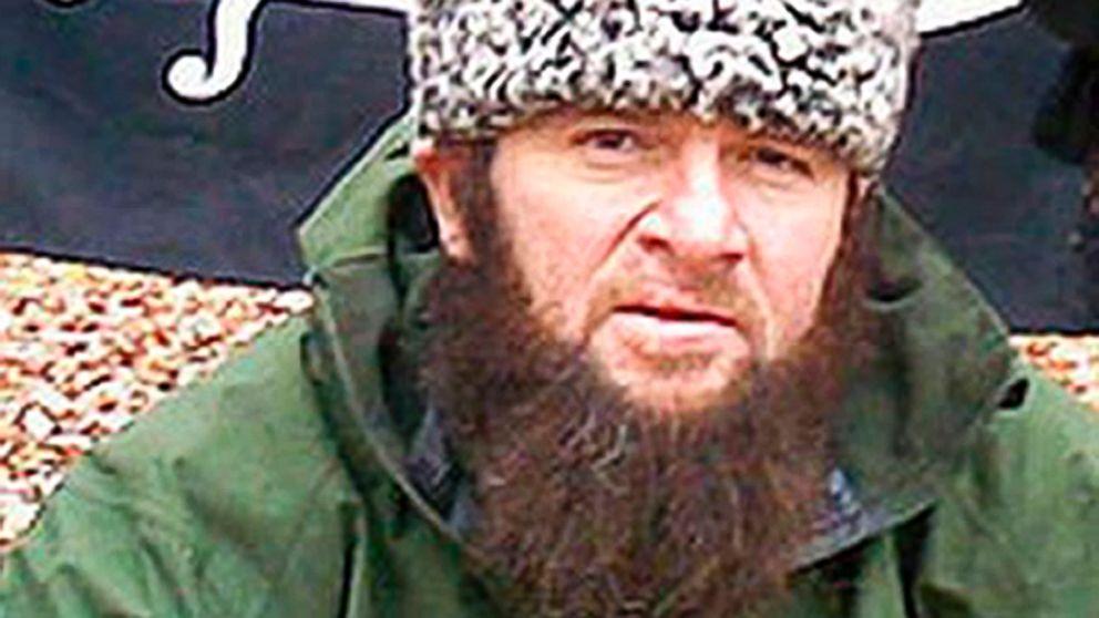 PHOTO: A screenshot from the Kavkazcenter.com website taken Dec. 2, 2009 shows an undated photo of a man identified as Chechen separatist leader Doku Umarov.