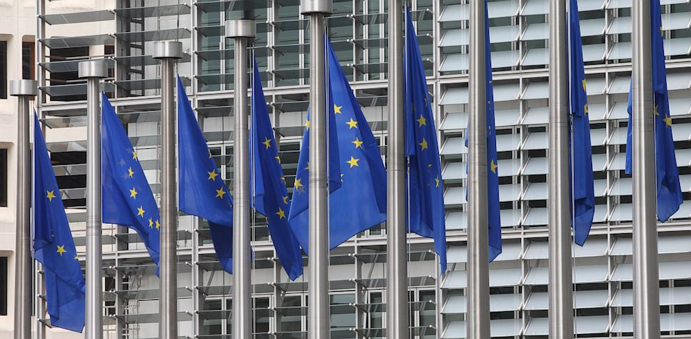 PHOTO: European Union Sweeps For Bugs