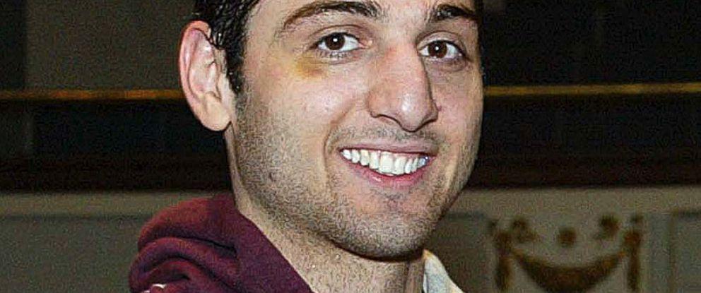 PHOTO: Tamerlan Tsarnaev smiles after winning the 2010 New England Golden Gloves Championship