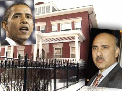 Barack Obama, Tony Rezko