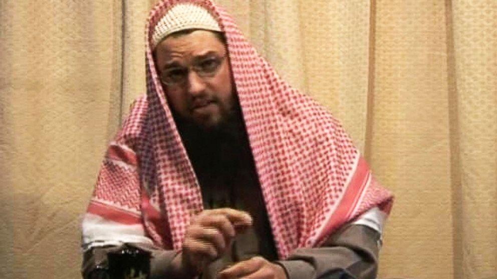 PHOTO: An image grab released by Al-Qaeda-linked media group as Sahab shows Adam Gadahn, an American member of Al-Qaeda and a convert to Islam, Jan. 6, 2008.