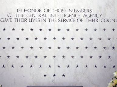 Memorial for CIA's Fallen Marks Somber 40-Year Anniversary