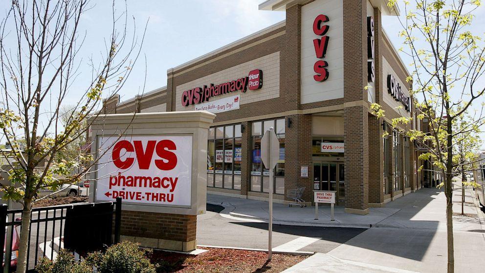 PHOTO: CVS Store
