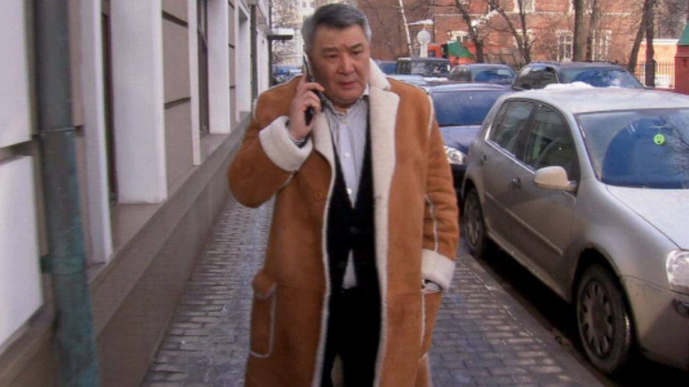 PHOTO: ESPN interviewed Alimzhan Tokhtakhounov, alleged Russian mobster, for this supposed role