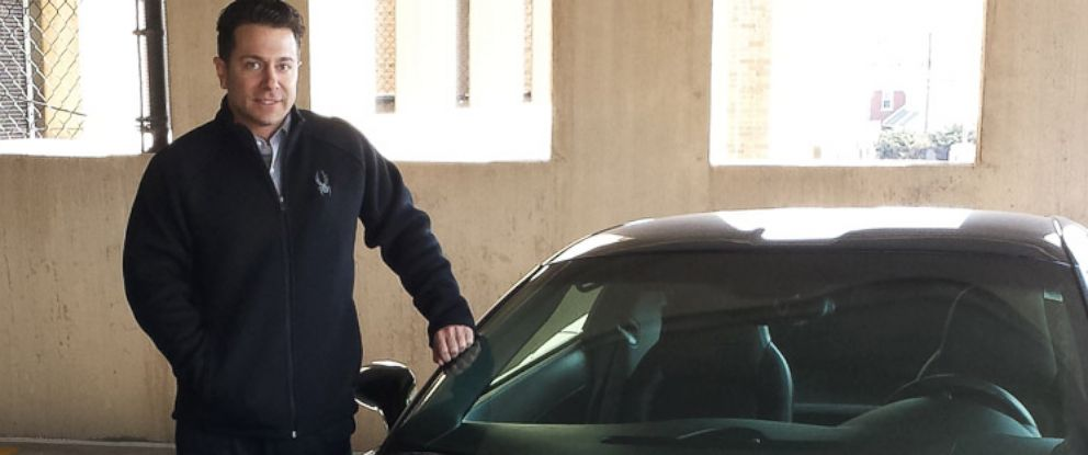 PHOTO: Joe Yaklic told the ABC News Fixer that when he tried to fill his car up with gas, he got fuel contaminated with water instead.