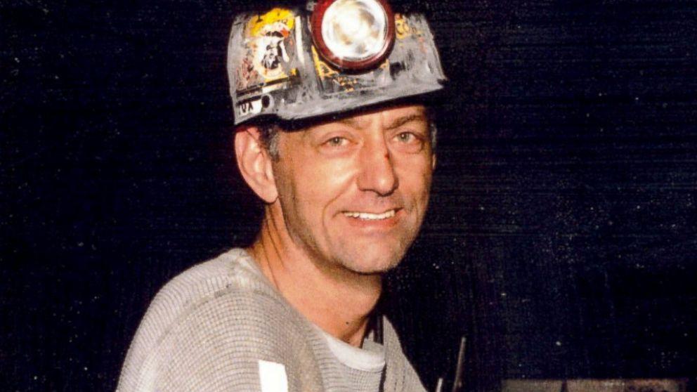 PHOTO: Miner Gary Fox