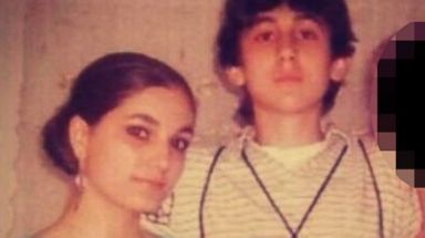 PHOTO: Investigators are searching for Heda Umarova, pictured here with Boston Marathon bombing suspect Dzhokhar Tsarnaev in an image on a Russian social networking site, after she failed to return from a family trip to Chechnya last year.