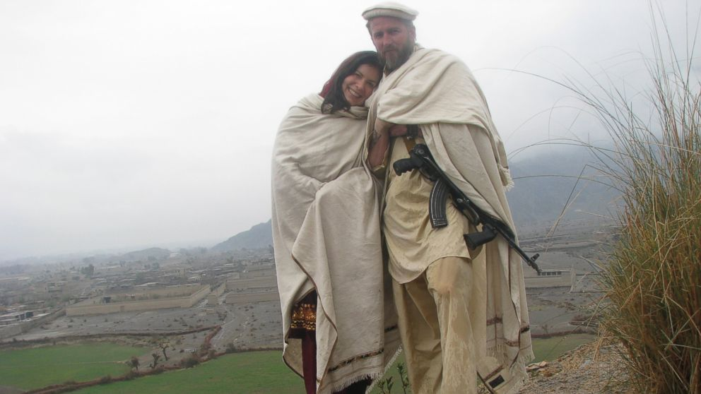 """PHOTO: In her book """"American Spartan,"""" former Washington Post journalist Ann Scott Tyson writes that she fell in love with former Special Forces Maj. Jim Gant in Afghanistan."""