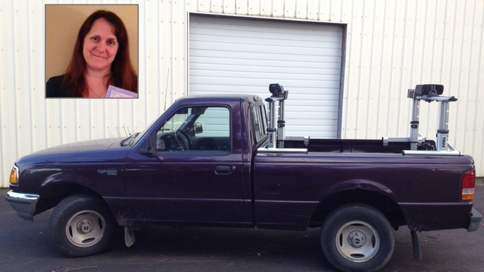 PHOTO: JoAnne Staab said she paid off her truck more than a decade ago, but problems with her co-signers finances kept the vehicle from being hers.