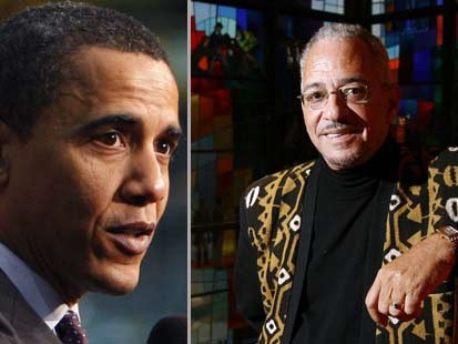 Barack Obama, Rev. Jeremiah Wright