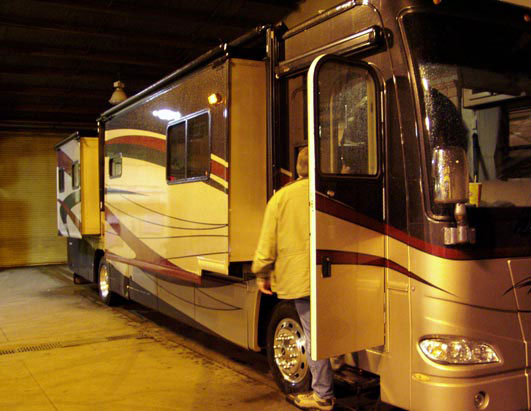 One Pricey Ride: Pot-Filled RV