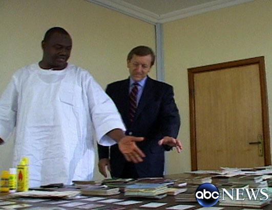 Nigeria's Eliot Ness