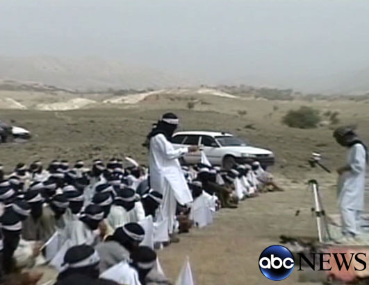 Inside a Taliban 'Graduation'