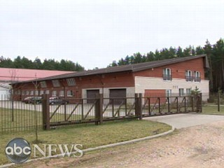 Lithuanian horse stable was converted into a secret CIA detention center