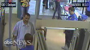 Ahmed Mohamed Nasser al Soofi seen in security video
