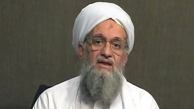 PHOTO:&nbsp;Ayman al-Zawahiri, al Qaeda deputy, released his first video message, June 8, 2011, to his followers since Osama bin Laden's death, vowing to avenge the martyrdom of his leader.