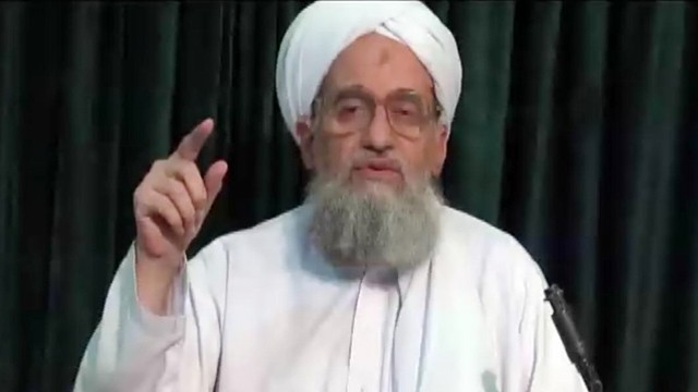 PHOTO: Al Qaeda leader ayman al-Zawahiri