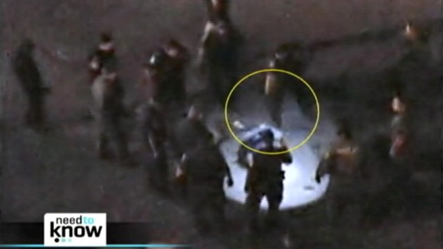 VIDEO: PBS special reveals new eyewitness, video of alleged border patrol killing.